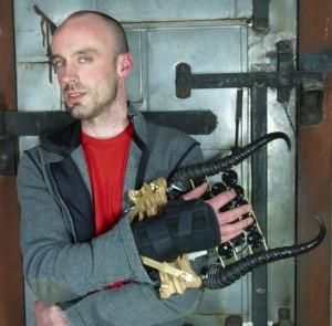 Patrick Flanagan Jazari horn controller