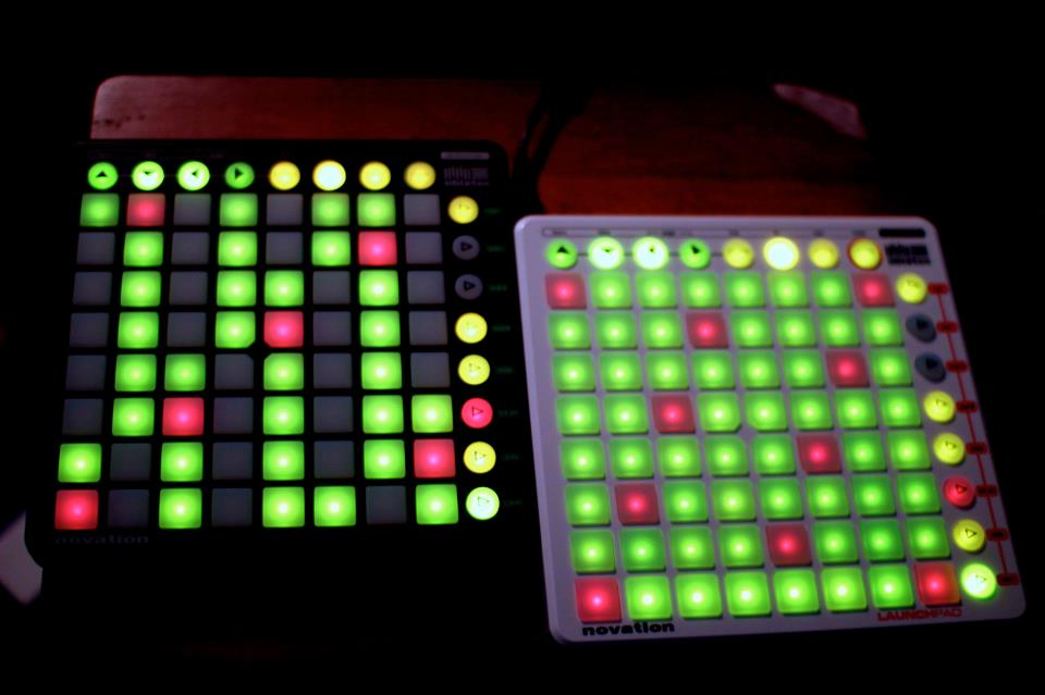 My Launchpads running Launchpad95