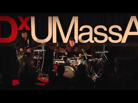 featured image Live Electronic Music at TEDx in Amherst